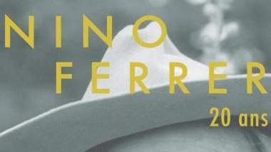 Visuel Nino Ferrer 20 ans