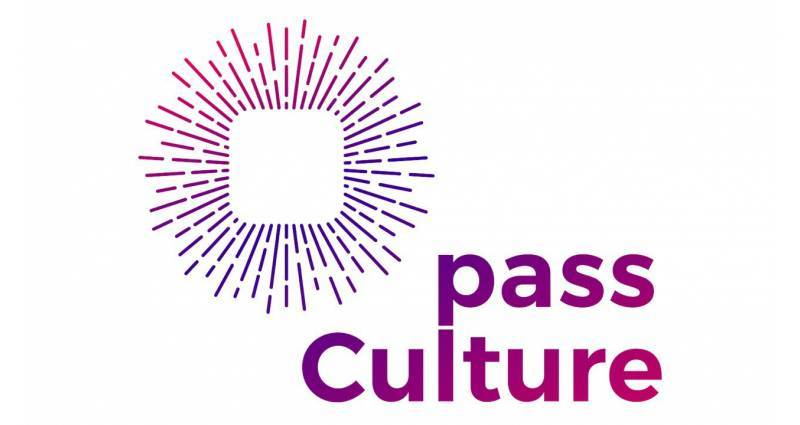 Visuel logo Pass Culture