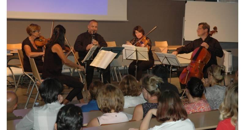 Rentrée en musique au lycée Stéphane Hessel. Toulouse