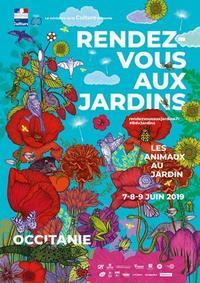 Affiche RDVJ Occitanie