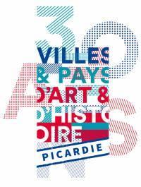 Couverture de l'ouvrage VPAH 30 ans en Picardie