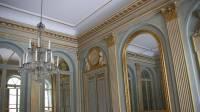 Hôtel de Chazerat - Clermont-Ferrand - Salon doré