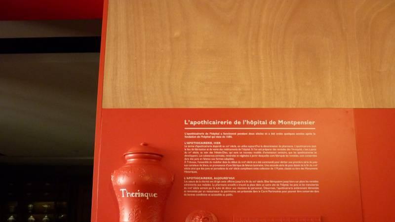 Le carré Patrimoines - Trévoux (Ain) cartel accessible handicap visuel