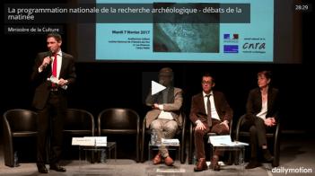 vidéo des rencontres autour de la Programmation nationale 7 février 2017