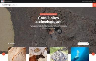 Les Grands sites archéologiques, la collection numérique