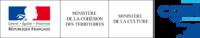 Logo du Commissariat général à l'égalité des territoires