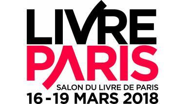 Logo salon Livre Paris 2018