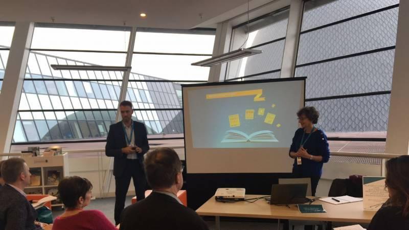 Forum des projets Bibliothèque municipale de Nantes