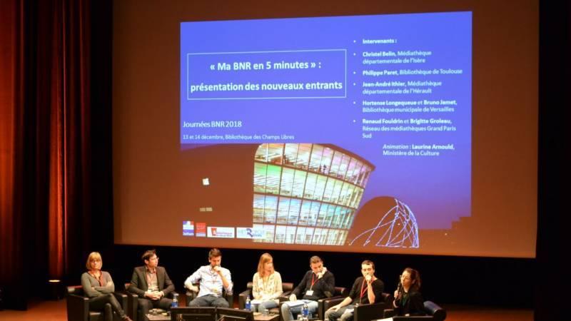 """""""Ma BNR en 5 minutes"""" : présentation des nouveaux entrants BNR"""
