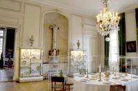 Hôtel de Lalande, Salle à manger