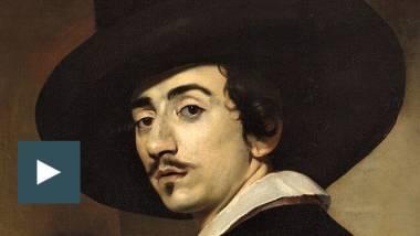 Autoportrait au chevalet - Cambridge, Fogg Art Museum, Harvard University Art Museums