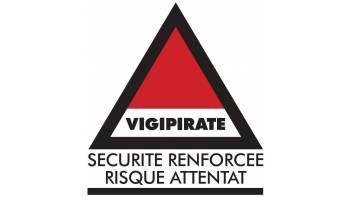 Logo Vigipirate Sécurité renforcée risque d'attentat