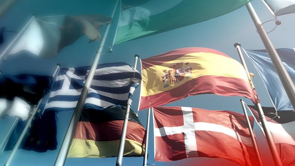 Transfrontalier, Europe et international / Programmes européens